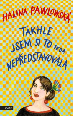 Soutěž o knihu Takhle jsem si to teda nepředstavovala - www.vasesouteze.cz