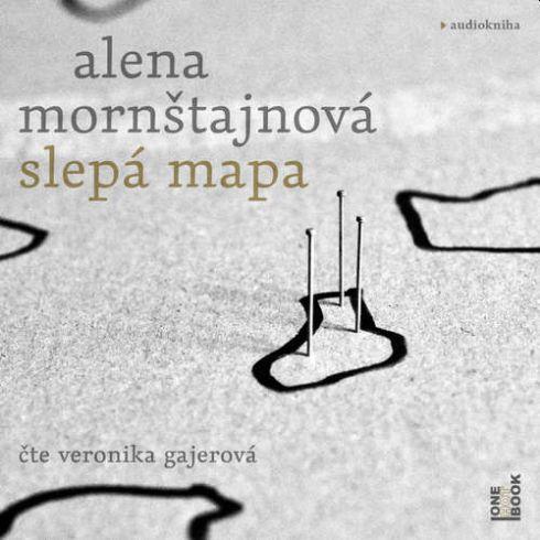 Soutěž o dvě audioknihy Slepá mapa - www.vasesouteze.cz