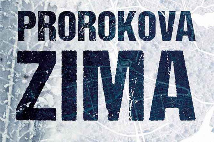 Vyhrajte dvě knihy Prorokova zima - www.klubknihomolu.cz