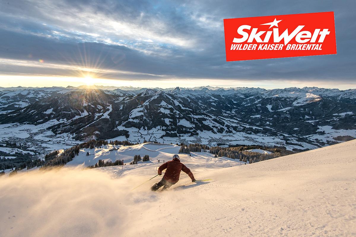 Soutěž o tři 6denní skipasy do střediska SkiWelt Wilder Kaiser Brixental - SNOW.cz