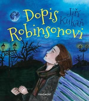 Soutěž o knihu Dopis Robinsonovi - www.vasesouteze.cz