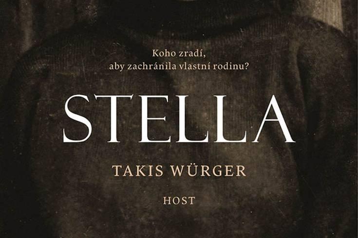 Vyhrajte dvě knihy Stella - www.klubknihomolu.cz