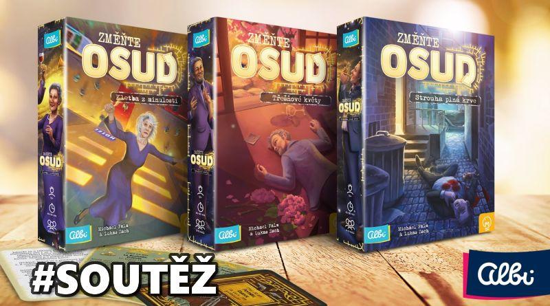 SOUTĚŽ o karetní hru ZMĚŇTE OSUD  TŘEŠŇOVÉ KVĚTY - www.chrudimka.cz