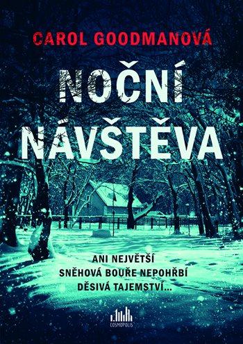 Soutěž o 3 knihy Noční návštěva - www.vasesouteze.cz