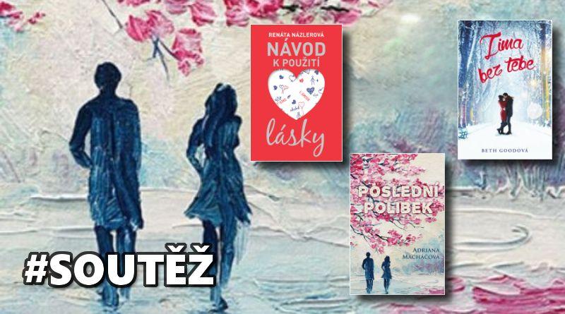 SOUTĚŽ o tři knižní novinky z nakladatelství Fortuna Libri - www.chrudimka.cz