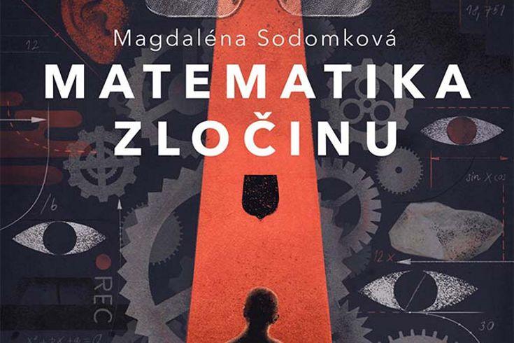 Vyhrajte tři knihy Matematika zločinu - www.klubknihomolu.cz