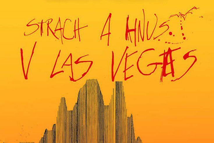 Vyhrajte dvě knihy Strach a hnus v Las Vegas - www.klubknihomolu.cz