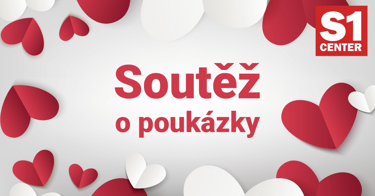 Soutěžte s S1 Center Strakonice o 10 poukázek na nákup! - www.saller.cz