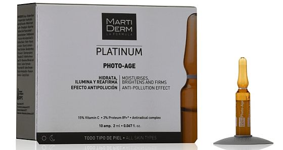 Soutěž o luxusní MartiDerm Platinum ampule pro krásnou pleť - www.chytrazena.cz