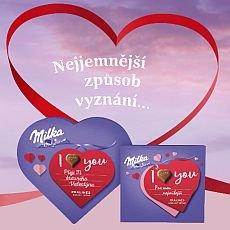 Soutěžte s Milkou o Valentýnské pralinky! - www.chytrazena.cz
