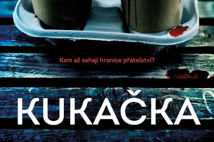 Vyhrajte dvě knihy Kukačka - www.klubknihomolu.cz