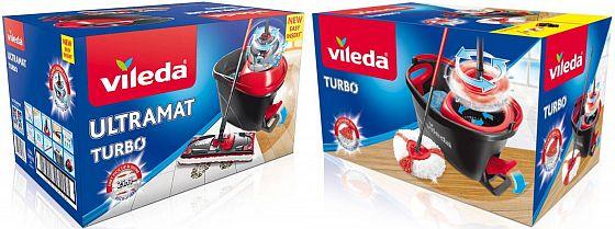 Soutěž o třásňový rotační mop TURBO a plochý mop Ultramat TURBO od Viledy - www.chytrazena.cz