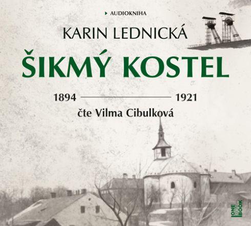 Soutěž o tři audioknihy Šikmý kostel - www.vasesouteze.cz