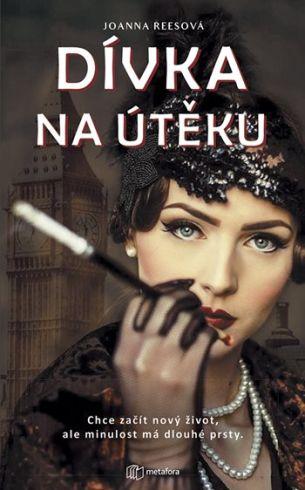 Soutěž o tři romány Dívka na útěku - www.vasesouteze.cz