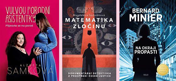 Soutěž o únorové knižní novinky vydavatelství Albatros media - www.chytrazena.cz