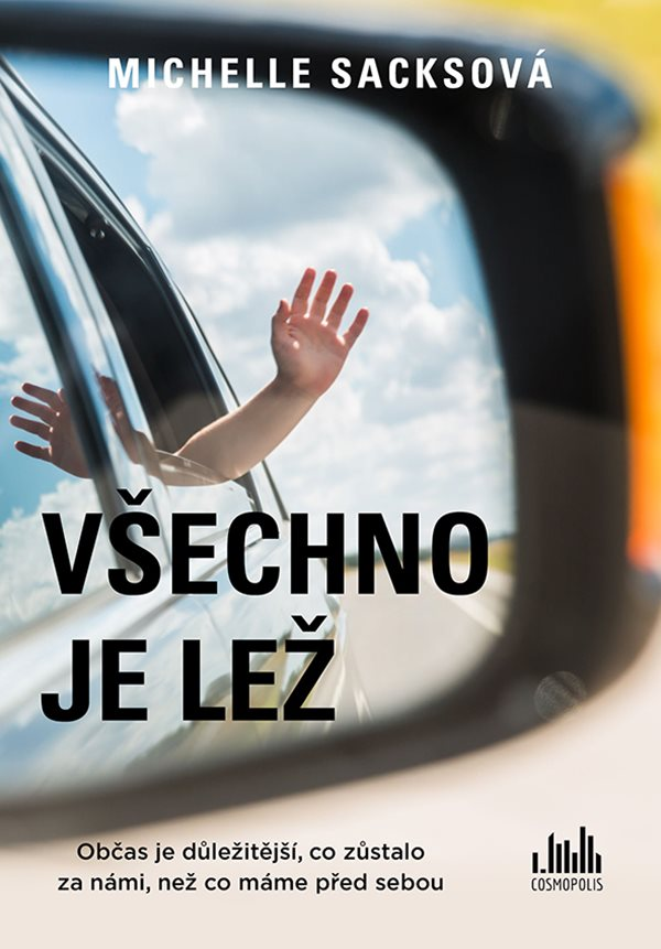 Soutěž o tři romány Všechno je lež - www.vasesouteze.cz