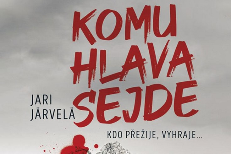 Vyhrajte tři knihy Komu hlava sejde - www.klubknihomolu.cz