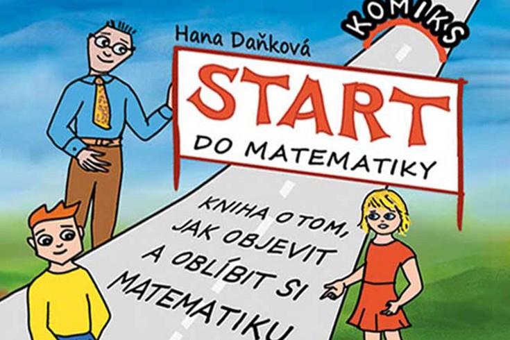 Vyhrajte tři knihy Start do matematiky - www.klubknihomolu.cz