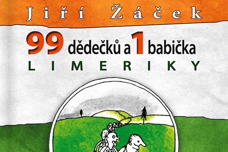 Vyhrajte dvě knihy Limeriky: 99 dědečků a 1 babička - www.klubknihomolu.cz