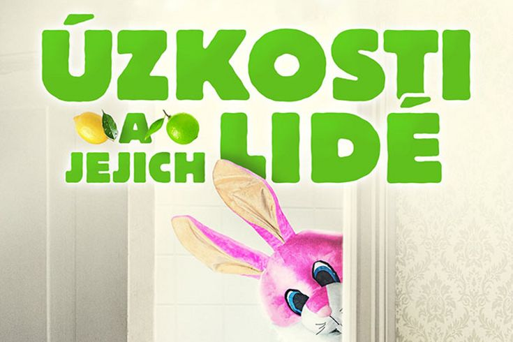 Vyhrajte dvě knihy Úzkosti a jejich lidé - www.klubknihomolu.cz