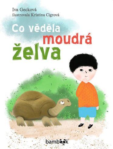 Soutěž o tři knížky Co věděla moudrá želva - www.vasesouteze.cz
