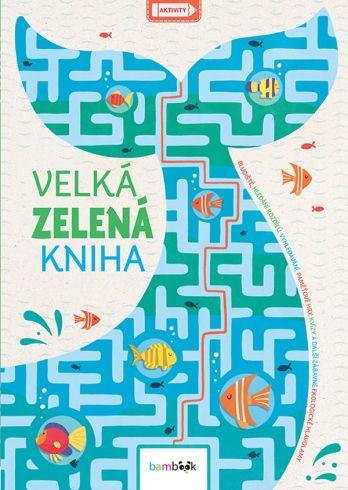 Soutěž o tři Velké zelené knihy - www.vasesouteze.cz