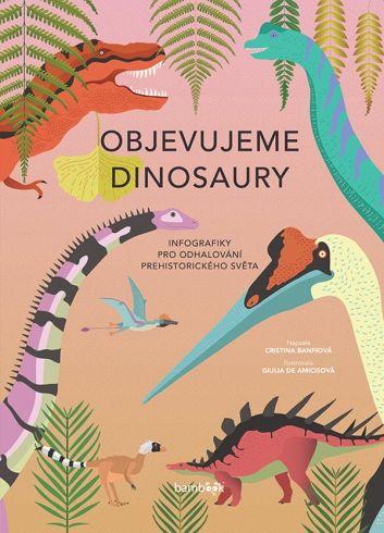 Soutěž o tři knihy Objevujeme dinosaury - www.vasesouteze.cz