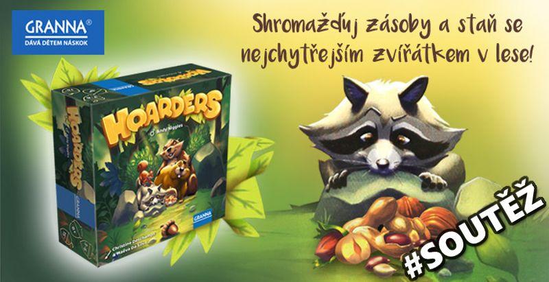 SOUTĚŽ o svižnou hru HAMOUNI - www.chrudimka.cz