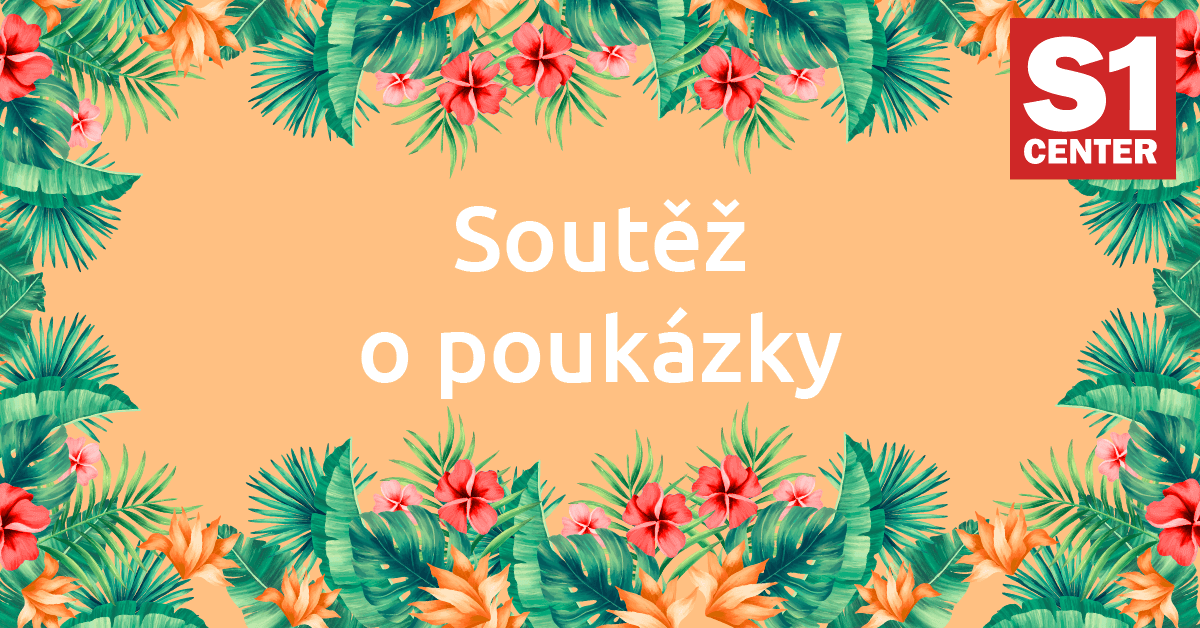 Soutěžte s S1 Center Havířov o 10 poukázek na nákup! - www.saller.cz