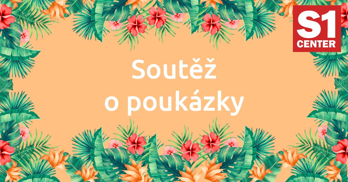Soutěžte s S1 Center Opava o 10 poukázek na nákup! - www.saller.cz