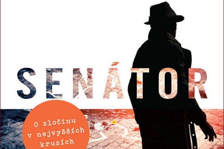Vyhrajte dvě knihy Senátor - www.klubknihomolu.cz