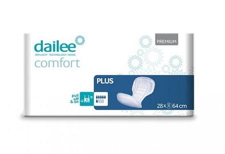 Soutěž o 3x 3 balení inkontinenčních vložek Dailee - www.dentimedshop.cz