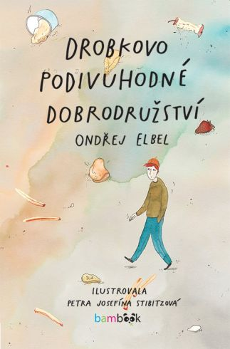 Soutěž o pět knih Drobkovo podivuhodné dobrodružství - www.vasesouteze.cz