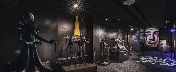 Soutěž o vstupenky na výstavu Salvadora Dalího - www.chytrazena.cz