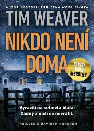 Soutěž o thriller Nikdo není doma - www.vasesouteze.cz