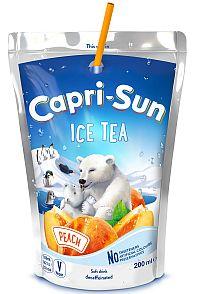 Soutěž o novinku Capri-Sun Ice Tea piknikové deky a osušky - www.chytrazena.cz