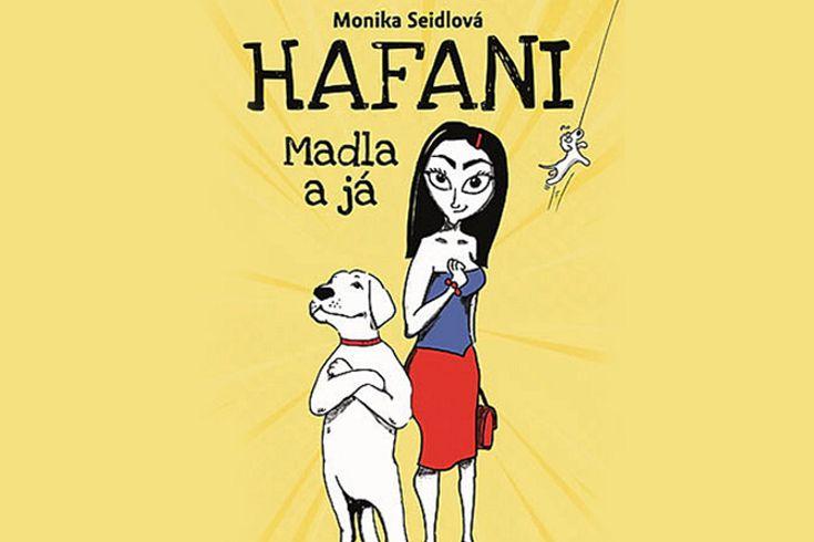 Vyhrajte tři knihy Hafani  Madla a já - www.klubknihomolu.cz