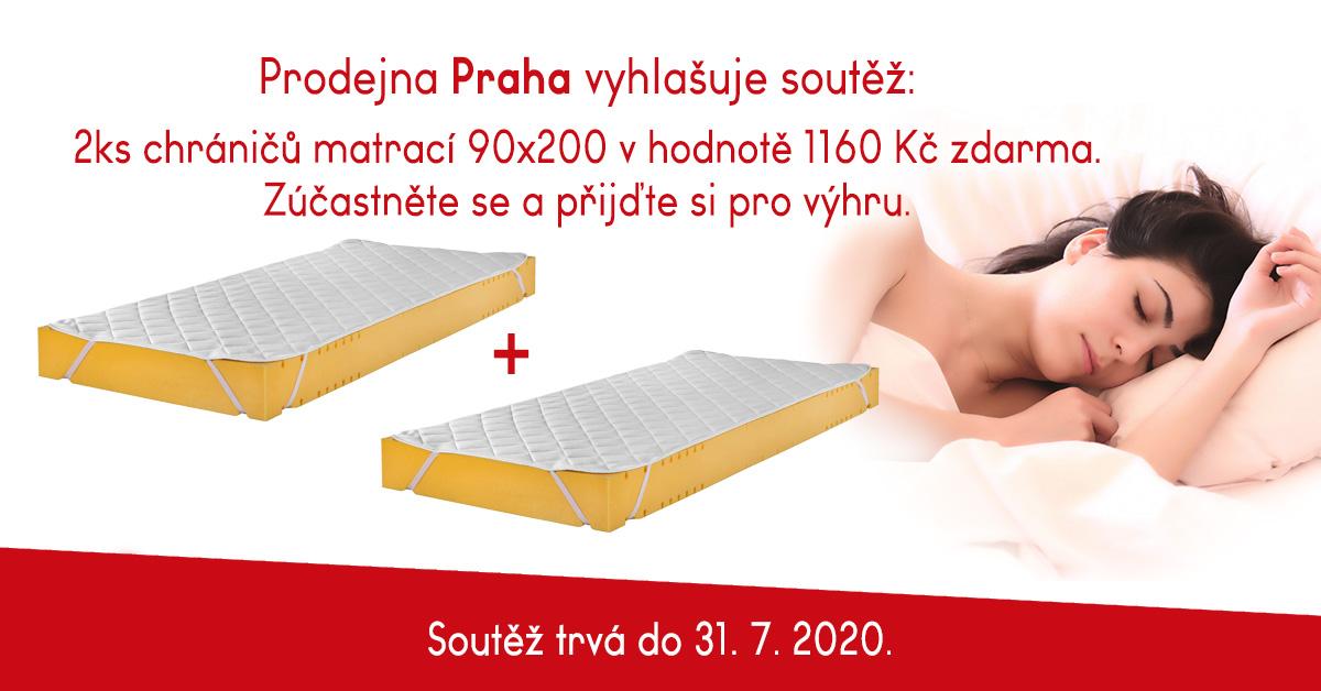 Prodejna Grossmann Praha vyhlašuje soutěž - https://grossmann-matrace.cz/