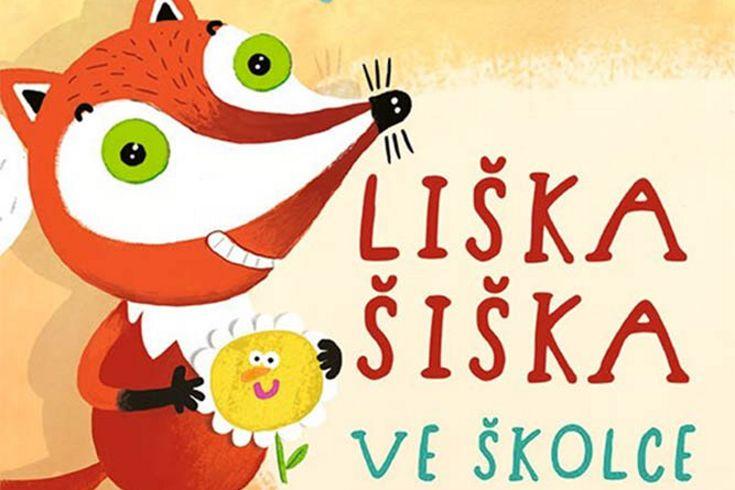 Vyhrajte dvě knihy Liška Šiška ve školce - www.klubknihomolu.cz