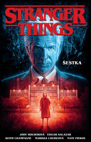 Soutěž o tři komiksy Stranger Things: Šestka - www.vasesouteze.cz