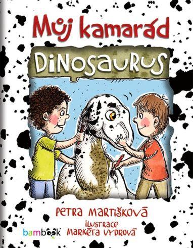 Soutěž o knihu Můj kamarád dinosaurus - www.vasesouteze.cz