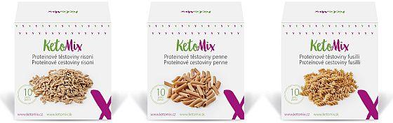 Vyhrajte s námi 3x 14ti denní balíček proteinové diety KetoMix - www.chytrazena.cz