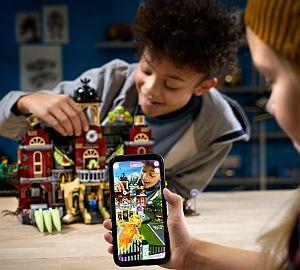 Soutěžte a pochytejte všechny duchy ve strašidelném světě LEGO Hidden Side! - www.chytrazena.cz