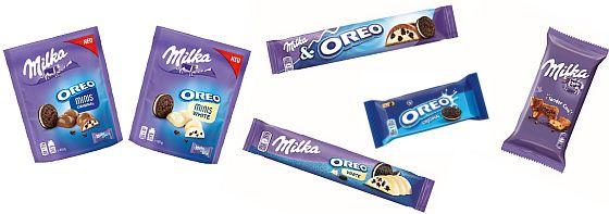 Soutěž o balíčky sladkostí Milka Oreo - www.chytrazena.cz
