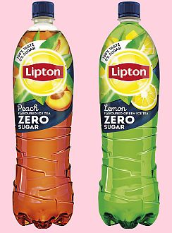 Soutěž o džbánek zelený a černý čaj Lipton ZERO bez cukru - www.chytrazena.cz