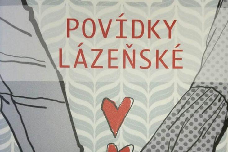 Vyhrajte dvě knihy Povídky lázeňské - www.klubknihomolu.cz