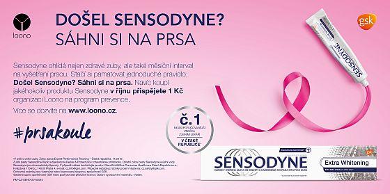 Vyhrajte balíček zubních past Sensodyne na celý rok - www.chytrazena.cz