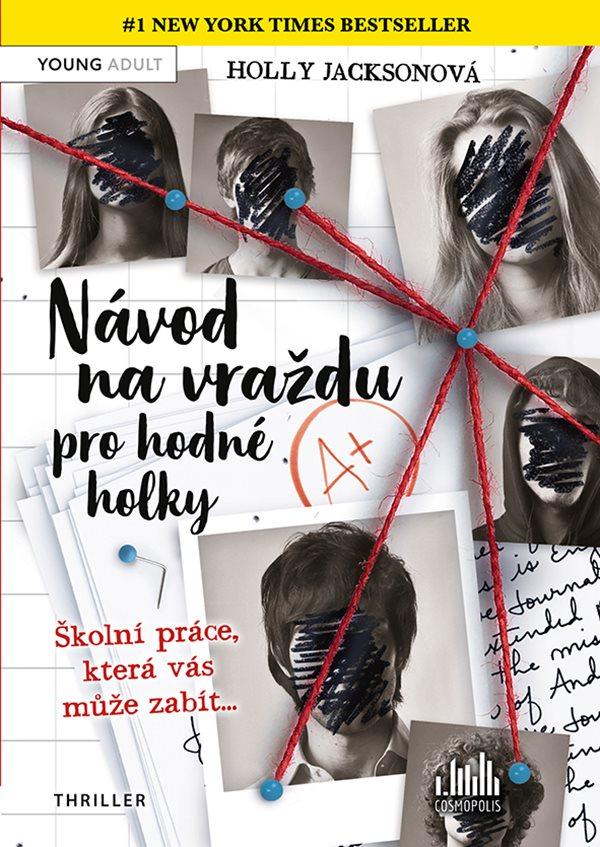Soutěž o pět románů Návod na vraždu pro hodné holky - www.vasesouteze.cz