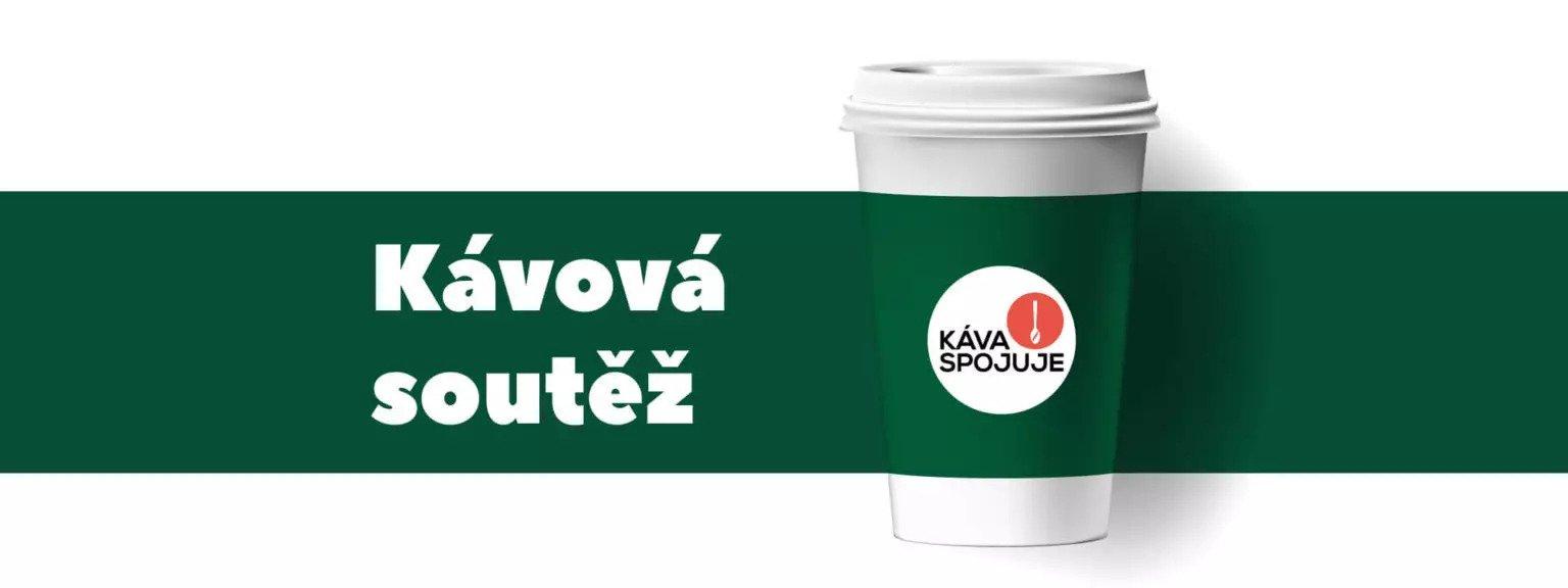 Soutěž s Káva Spojuje o hodnotné ceny! - www.kavaspojuje.cz