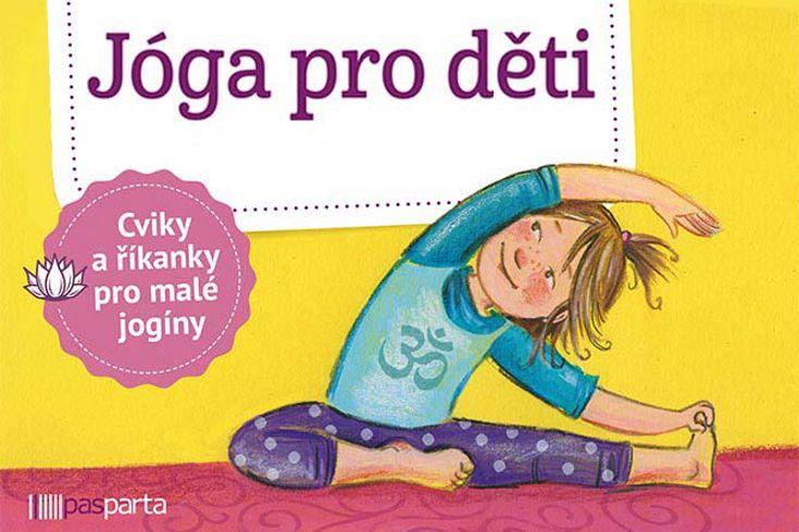 Vyhrajte tři sady karet Jóga pro děti - www.klubknihomolu.cz